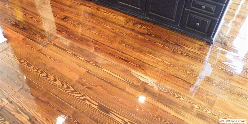 hardwood floor refinishing in