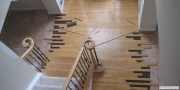 Hardwood floor repair in Johns Creek, GA