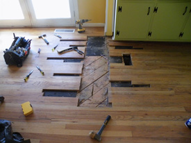 Hardwood floor repair in atlanta/decatur